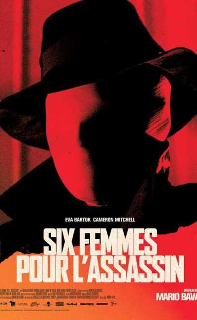 """Six femmes pour l""""assassin, affiche de la reprise 2019"""
