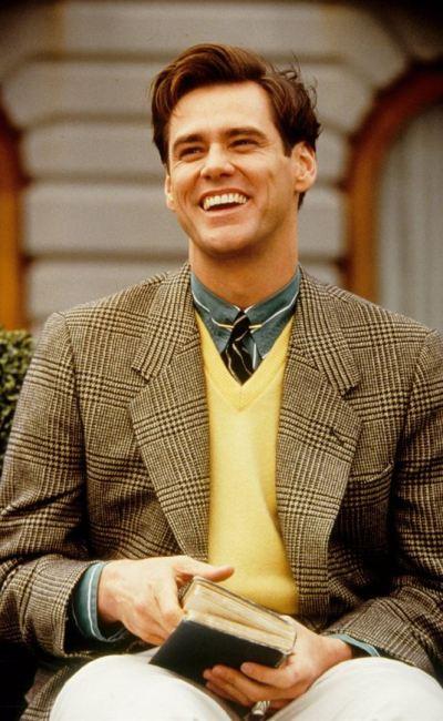 Jim Carrey dans The Truman Show de Milos Forman