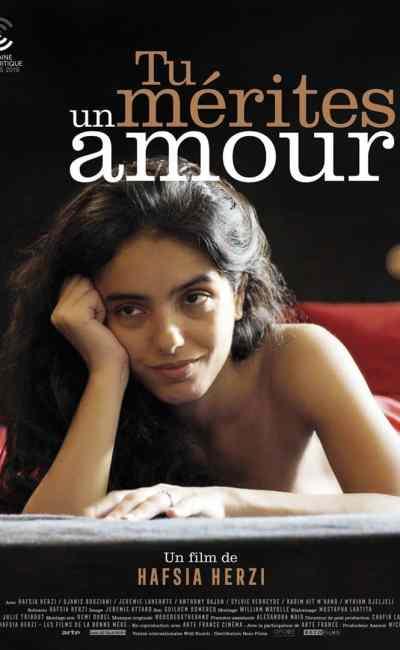 Affiche de Tu mérites un amour de Hafsia Herzi