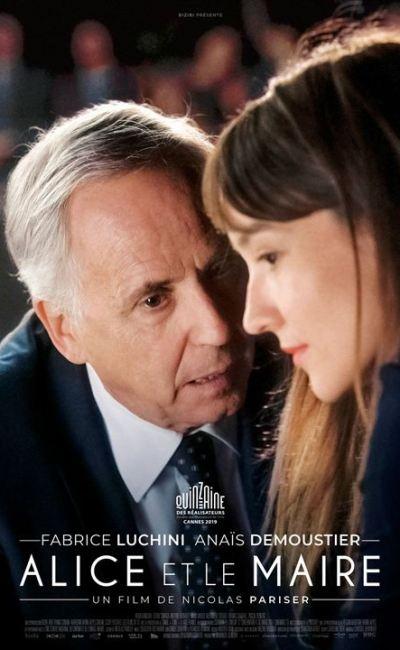 Affiche d'Alice et le maire