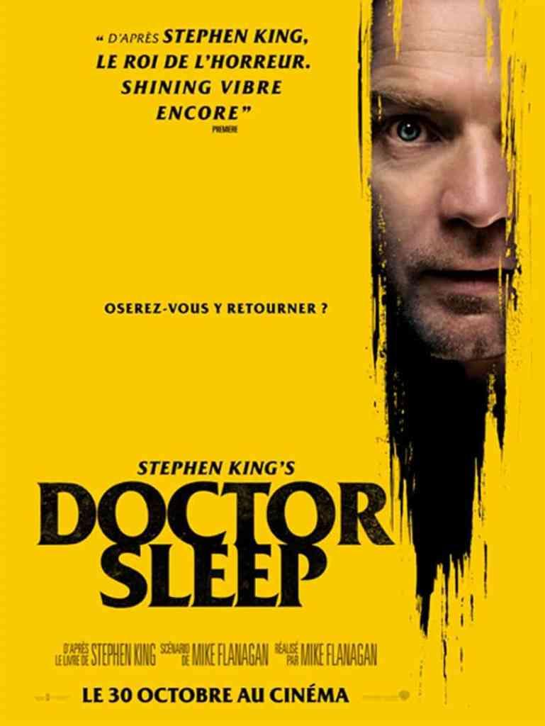 Affiche française de Stephen King's Docteur Sleep
