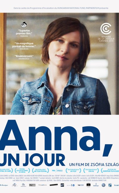 Anna, un jour : affiche du film
