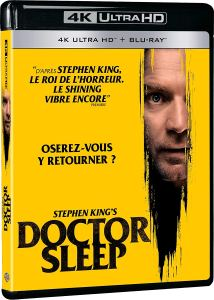 Jaquette Doctor Sleep Ultra HD