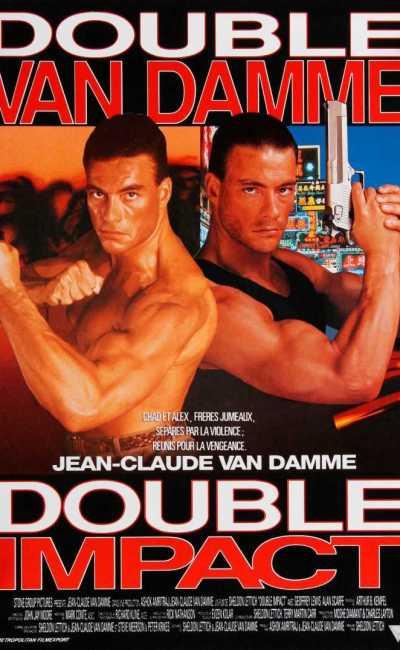 Tournoi Double Dragon sur Fightcade Double-impact-affiche-2