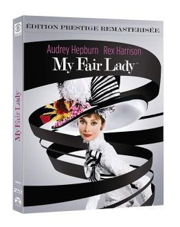 My fair lady jaquette blu-ray