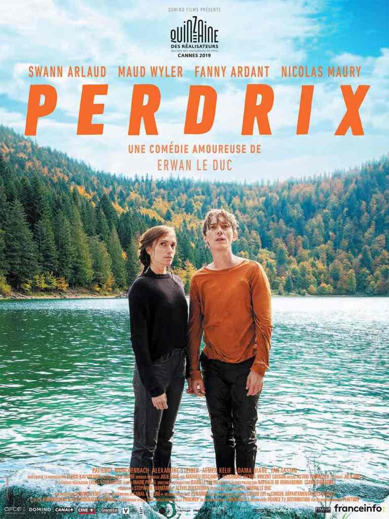 Perdrix - affiche du film de Erwan Le Duc