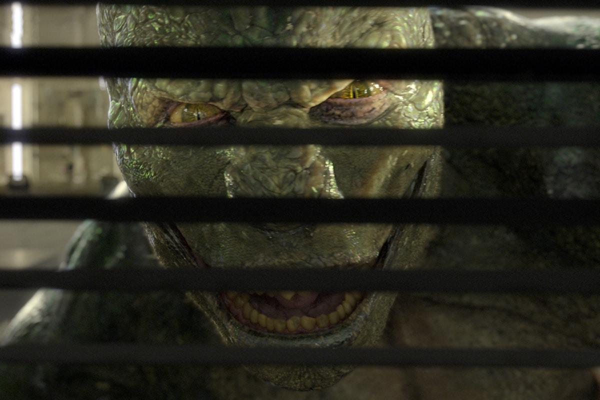 Rhys Ifans dans The Amazing Spider-Man