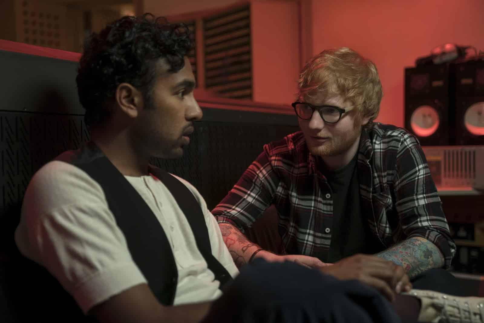 Patel et Sheeran dans Yesterday