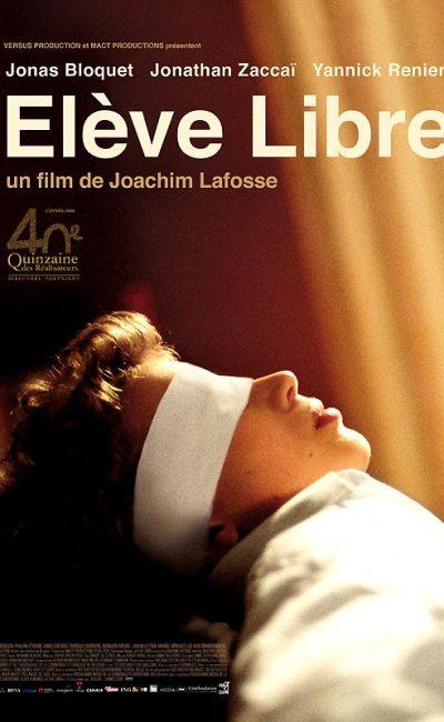 Affiche de Élève libre de Joachim Lafosse