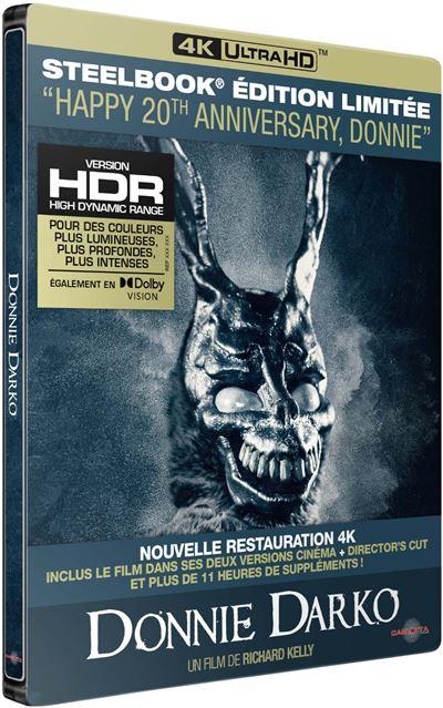 Donnie Darko, 4K ultra HD