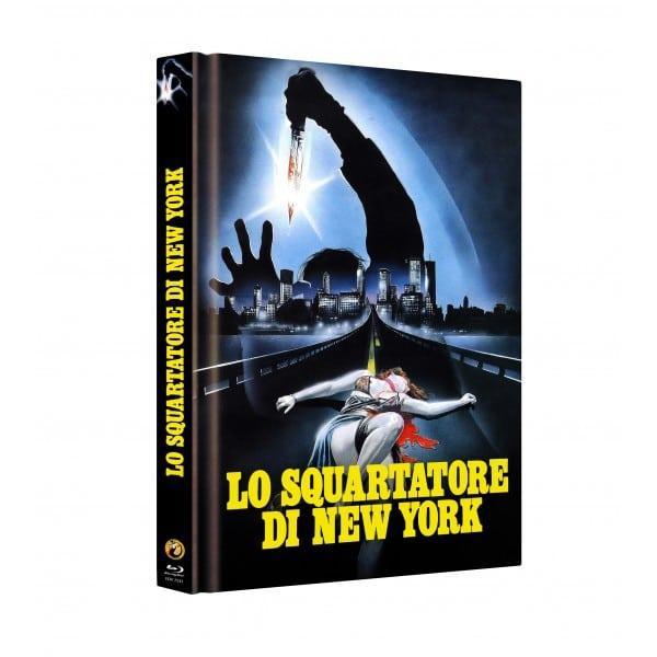 LEventreur de New York, cover B de lédition collector chez The Ecstasy of Films
