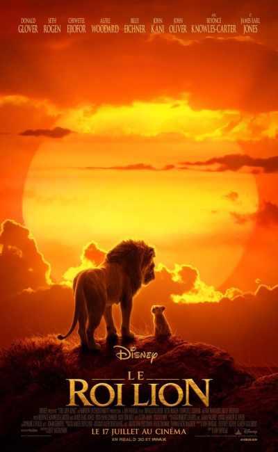 Affiche du Roi Lion