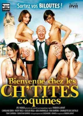 Parodie porno de Bienvenue chez les Ch'Tites Coquines (dossier porno)