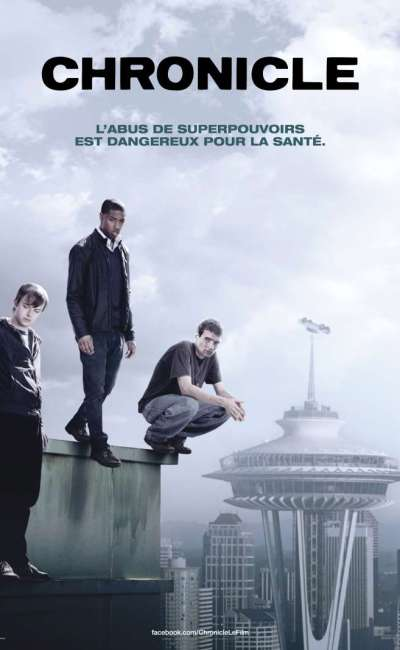 Chronicle, l'affiche