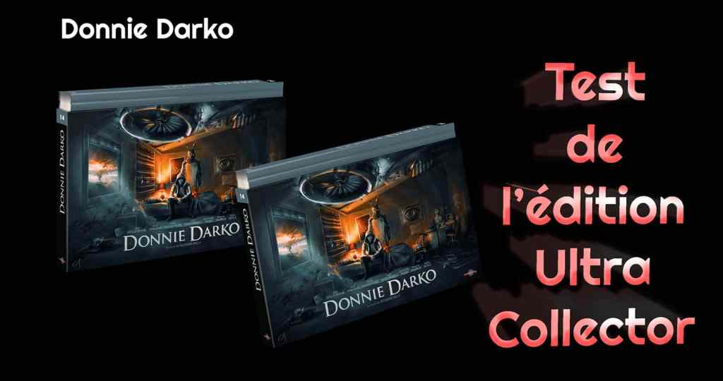 Donnie Darko en coffret Ultra Collector chez Carlotta