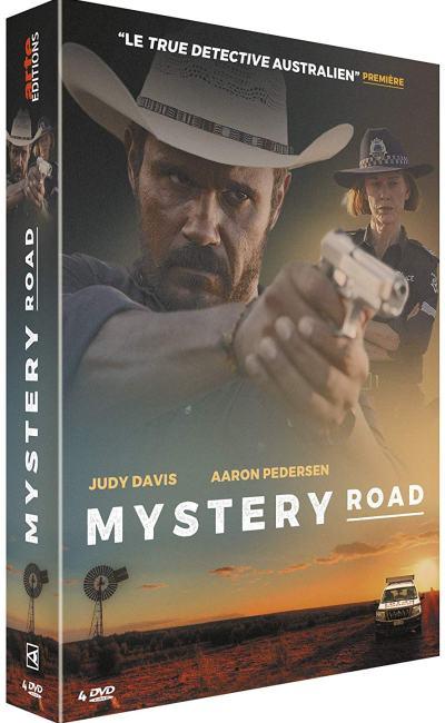 Jaquette du coffret événement Mystery Road