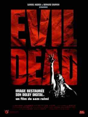 Evil Dead reprise 2004