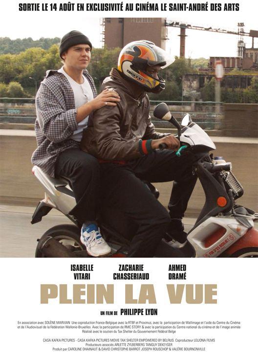 Affiche de Plein la vue - Les films du Saint André des Arts