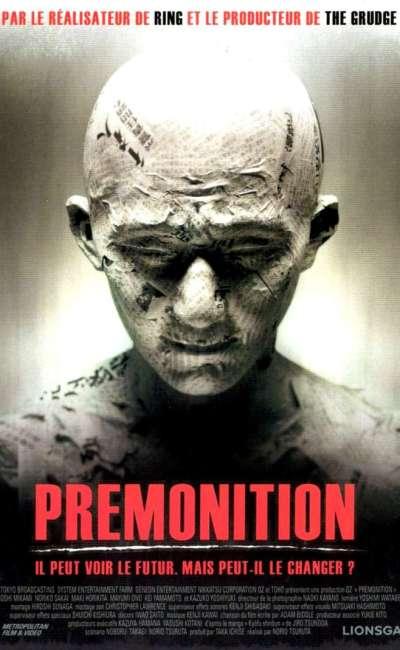 Prémonition, jaquette vidéo