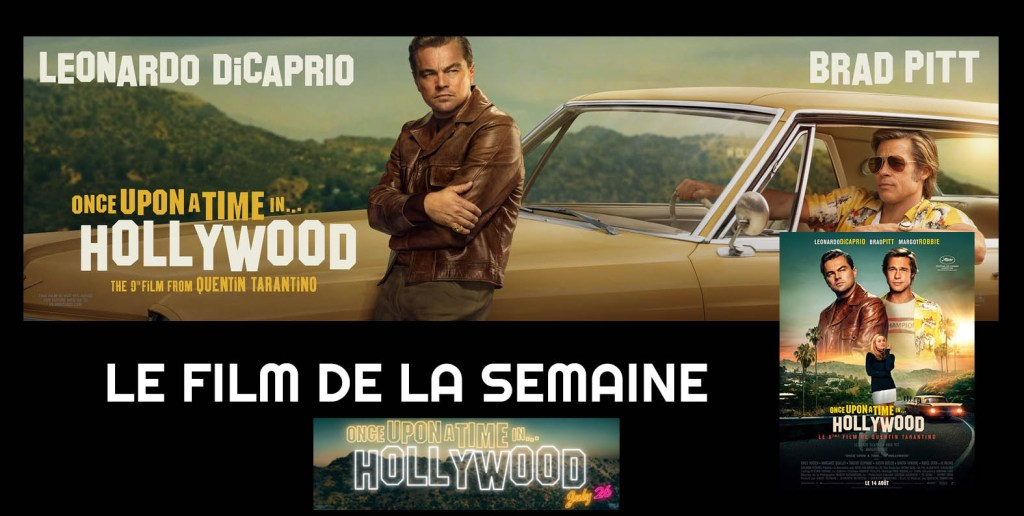 Once upon a time on hollywood
