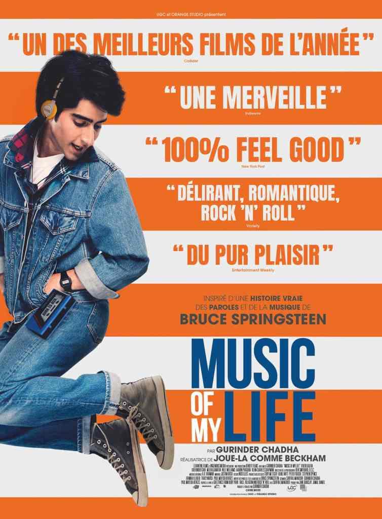 Music of my life - affiche du film