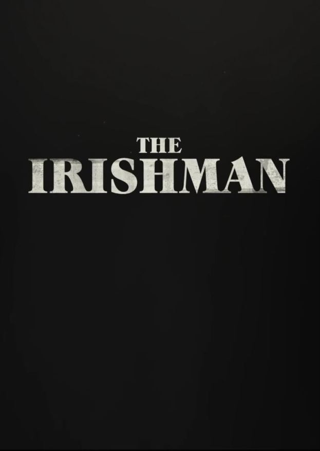 The Irishman affiche