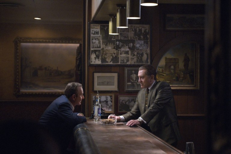 The Irishman image officielle