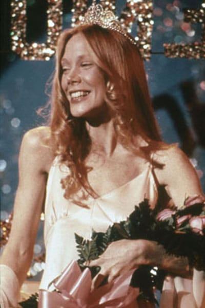 Sissy Spacek dans Carrie au bal du Diable de Brian De Palma