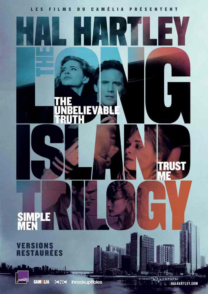Trilogie Hal Hartley par les Films du Camélia