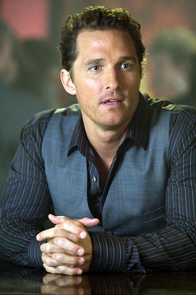 Matthew McConaughey dans Hanté par ses ex
