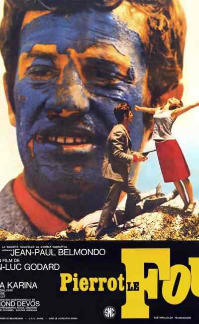 Affiche de Pierrot le Fou