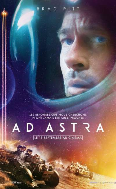 Ad Astra, l'affiche du film