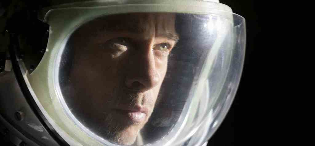 Ad Astra, photo d'exploitation, Brad Pitt