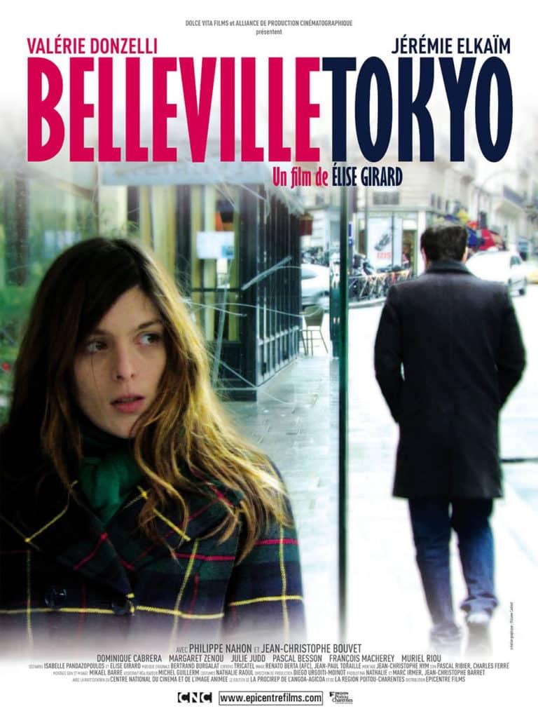Valérie Donzelli dans Belleville Tokyo