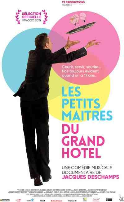 Les petits maîtres du Grand Hôtel : la critique du film