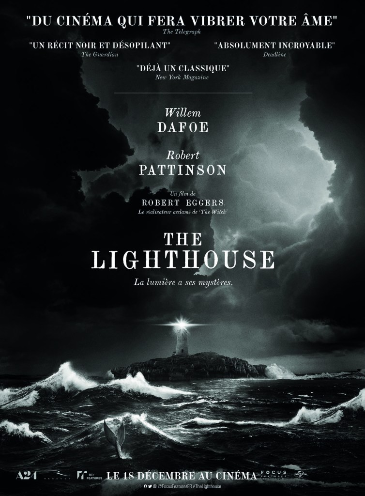 The Lighthouse - affiche teaser