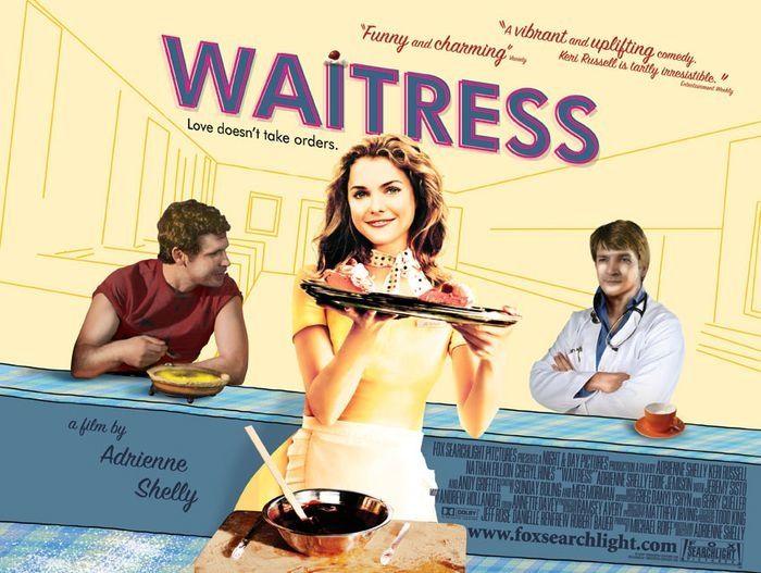 Affiche américaine de Waitress