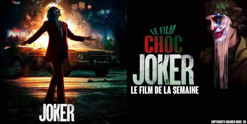 Joker est le film de la semaine sur CinéDweller