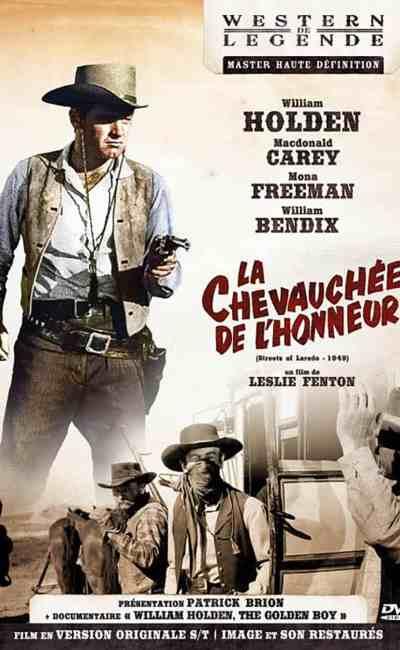 La chevauchée de l'honneur (Streets of Laredo), avec William Holden