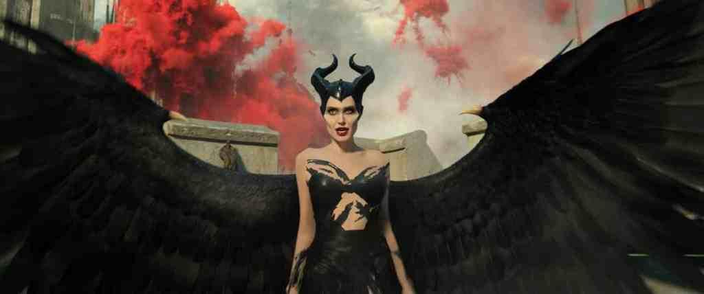 Angelina Jolie dans Maléfique Le pouvoir du mal
