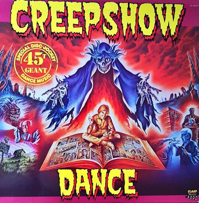 Rareté : le 45 tours de Creepshow