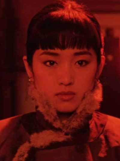 Gong Li dans Épouses et concubines de Zhang Ymou