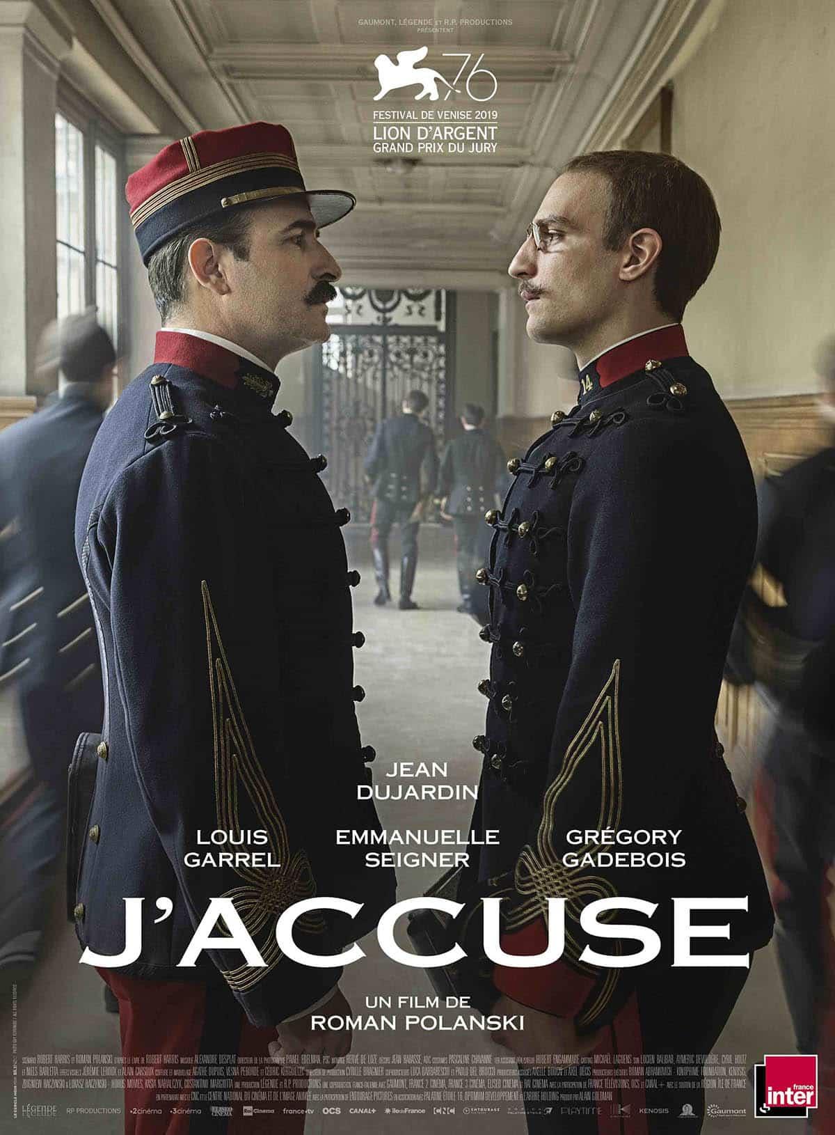 L'affaire Dreyfus (film, 1958) : l'affaire, dreyfus, (film,, 1958), J'accuse, Critique, CinéDweller