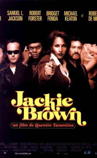 Affiche de Jackie Brown de Quentin Tarantino