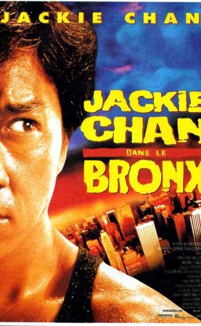 Jackie Chan dans le Bronx, l'affiche