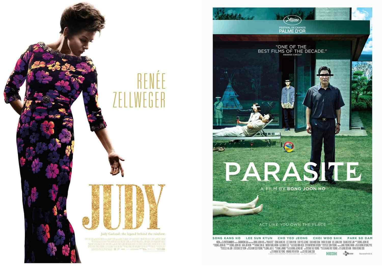 box-office américain Parasite et Judy