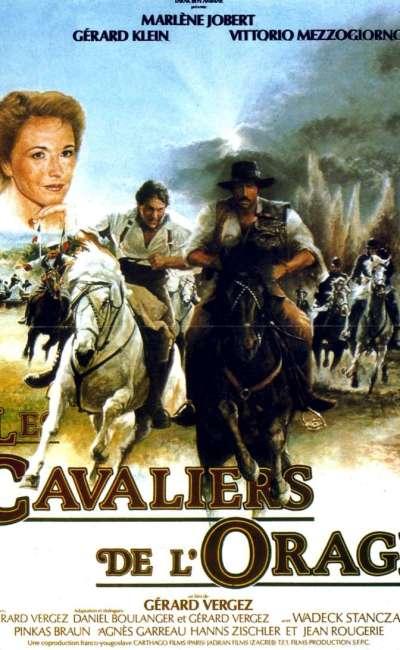 Les cavaliers de l'orage, l'affiche