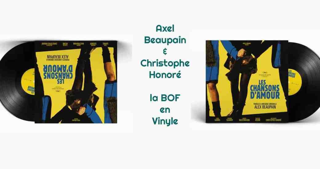 Les chansons d'amour : Alex Beaupain et Christophe Honoré enfin en vinyle