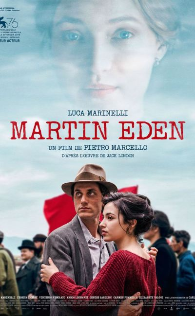 Martin Eden : la critique du film