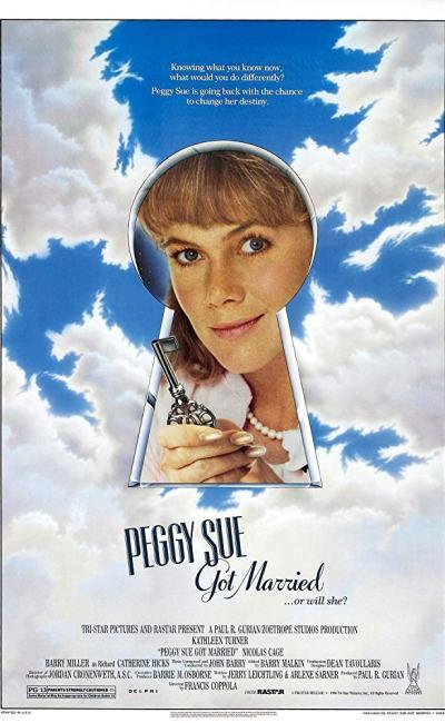 Affiche de Peggy Sue Gt Married de Francis Ford Coppola